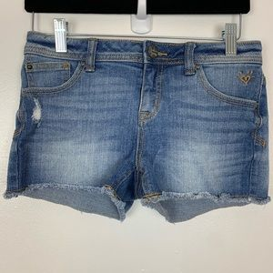 Justice Girl's Premium Jean Shorts